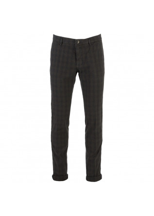 mens trousers masons milanostyle grey blue