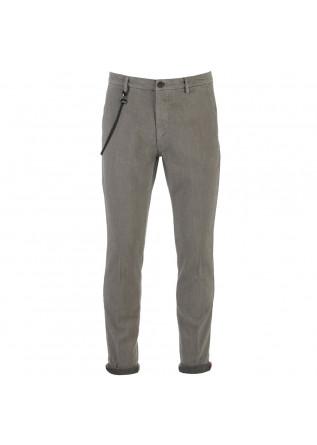 pantaloni uomo masons osakastyle beige grigio