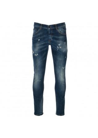 jeans uomo dondup mius blu