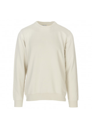felpa uomo colorful standard beige