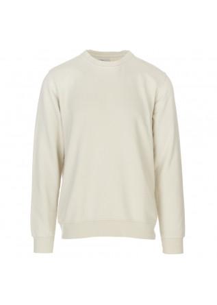 herrensweatshirt colorful standard beige