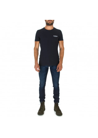 MEN'S T-SHIRT DONDUP | BW7 890 DARK BLUE