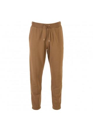 pantaloni tuta unisex colorful standard marrone