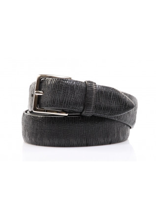 ACESSORIES BELTS BLACK ORCIANI