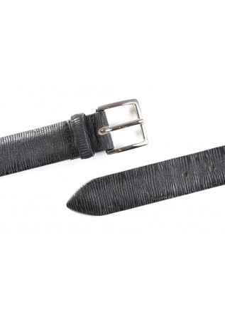 MEN'S ACCESSORIES BELT BLACK ORCIANI