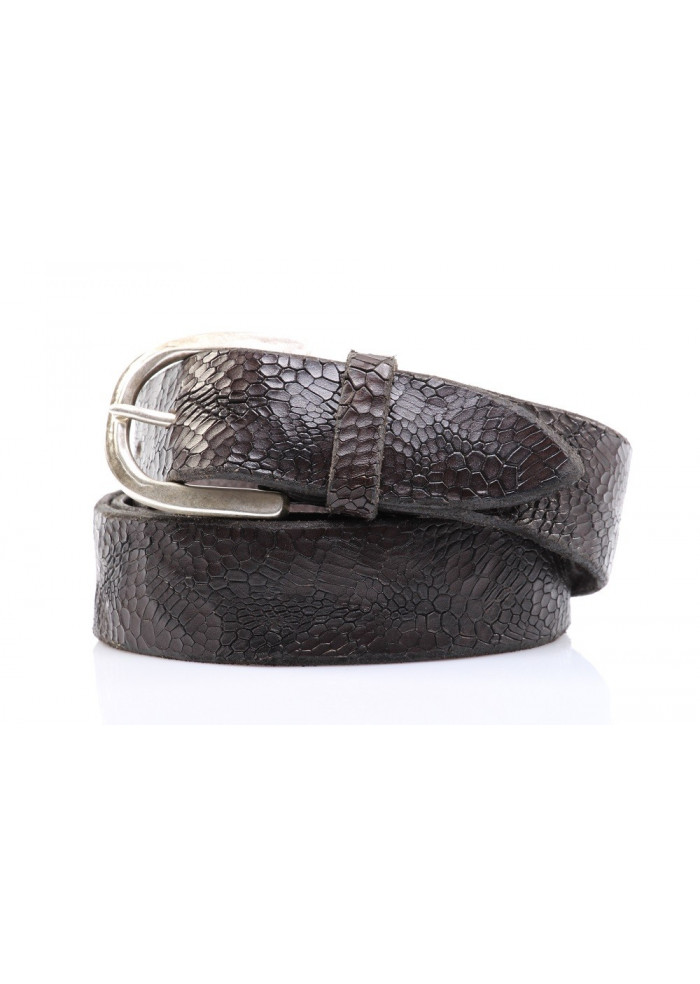 ACESSORIES BELTS ANTHRACITE ORCIANI