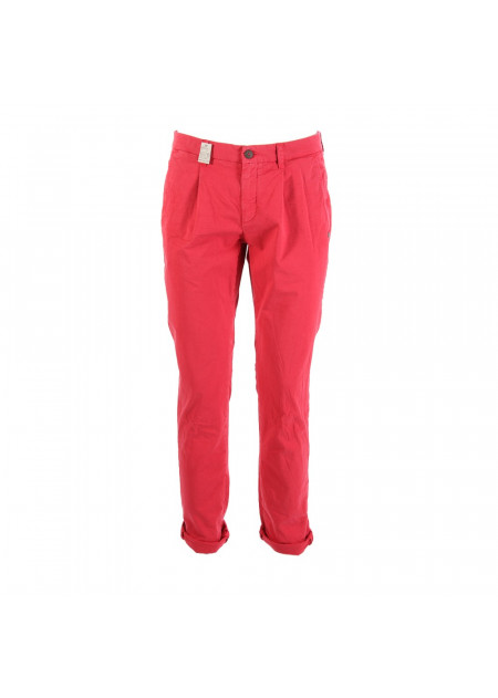 MEN'S CLOTHING TROUSERS RED MASON'S