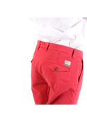 CLOTHING TROUSERS RED MASON'S