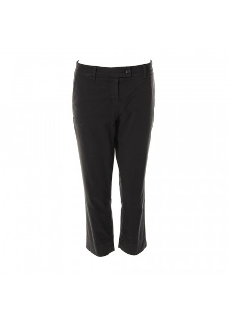 WOMEN'S CLOTHING TROUSERS ADA BLACK KUBERA 108