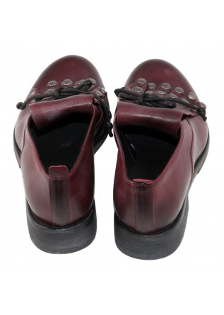 WOMEN'S SHOES FLAT SHOES BORDEAUX JUICE
