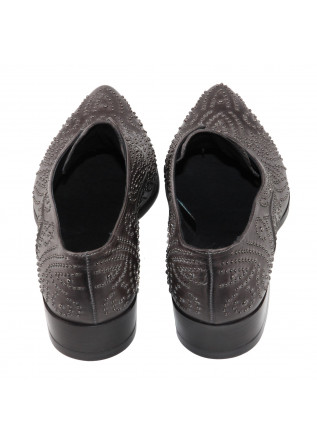 WOMEN'S SHOES FLAT SHOES GREY JUICE