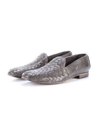 SHOES LOAFERS GREY J.P. DAVID