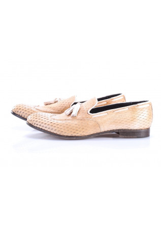 SHOES LOAFERS BEIGE J.P. DAVID
