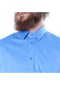 CLOTHING SHIRT LIGHTBLUE HOSIO
