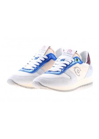 SCARPE DONNA SNEAKERS BIANCO WOMSH