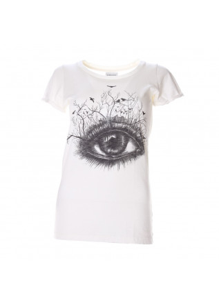 CLOTHING T-SHIRTS WHITE EYE ALFRED BASHA