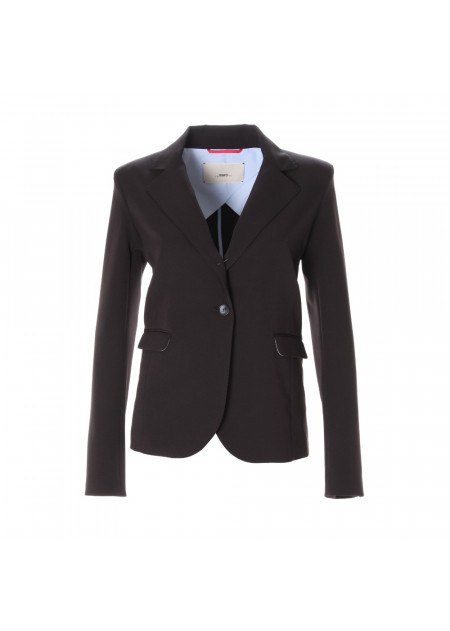 WOMEN'S CLOTHING JACKETS BLACK MERCI