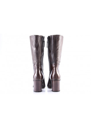 WOMEN'S SHOES BOOTS BROWN MJUS