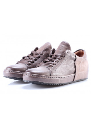 SCARPE DONNA SNEAKERS TAUPE A.S. 98