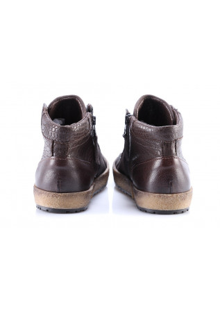MEN'S SHOES SNEAKERS BROWN MJUS
