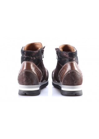 WOMEN'S SHOES SNEAKERS BROWN CLOCHARME / CHARME ROUTARD