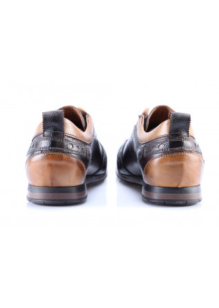MEN'S SHOES SNEAKERS BROWN CLOCHARME / CHARME ROUTARD