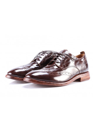 Schuhe Moma Dunkel Brown