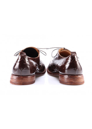 MEN'S SHOES FLAT SHOES BROWN MOMA