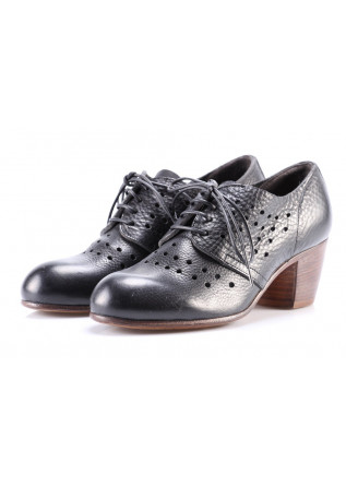 WOMEN'S SHOES PUMPS BLACK MOMA