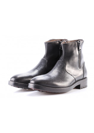 SHOES BOOTS BLACK J.P. DAVID