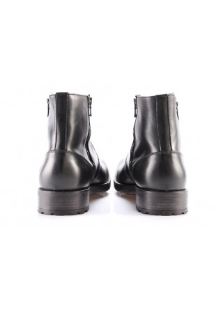 MEN'S SHOES BOOTS BLACK J.P. DAVID