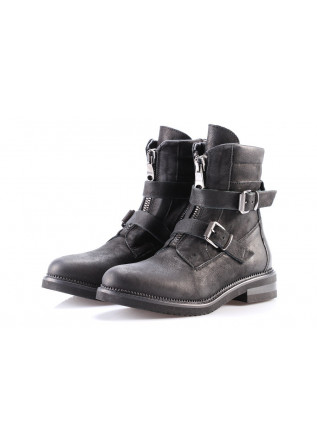 SHOES BOOTS BLACK KEB