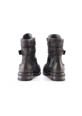 WOMENS´SHOES BOOT SIDE-ZIP BLACK KEB