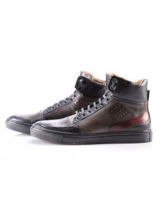 SCARPE UOMO SNEAKERS NERO CLOCHARME / CHARME ROUTARD