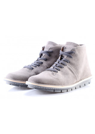 SHOES LACE-UP GREY LEREW