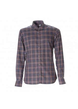 MEN'S CLOTHING SHIRT MULTICOLOR AGLINI