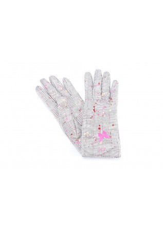 ACCESSORI DONNA GUANTI BIANCO 5 FINGERS