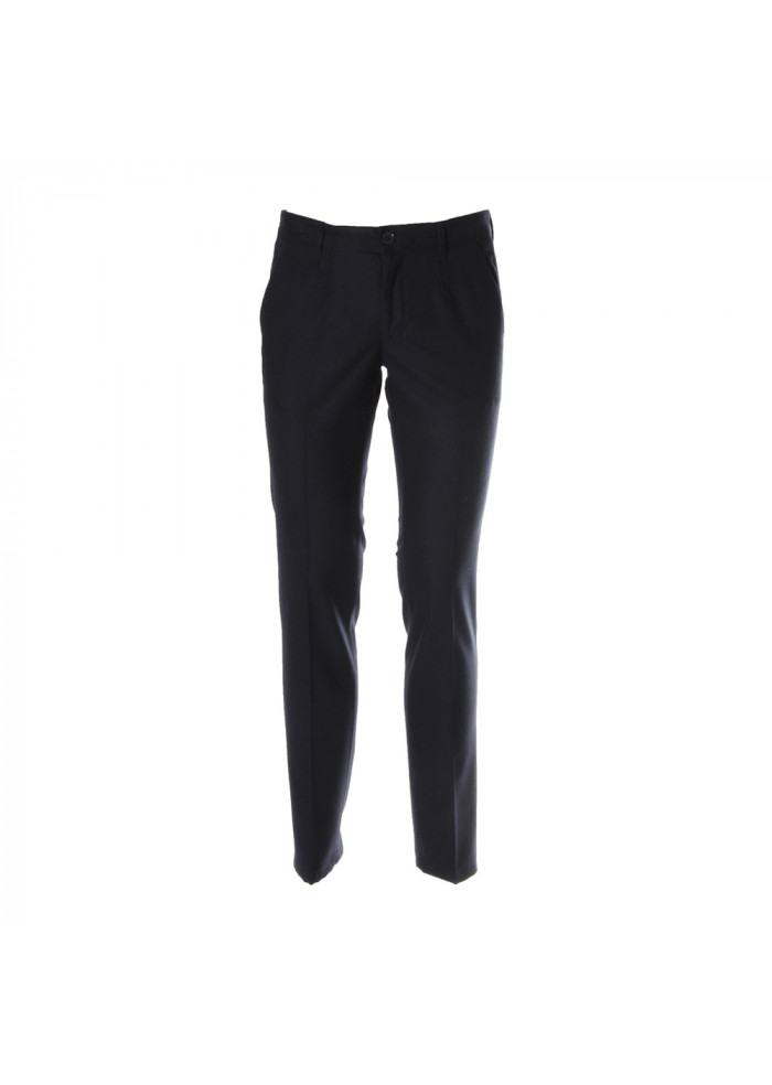 CLOTHING TROUSERS BLUE ALESSANDRO DELL'ACQUA