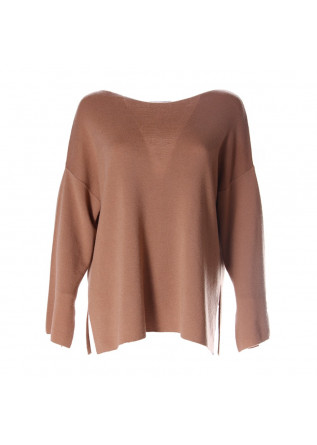 CLOTHING KNITWEAR BROWN JUCCA