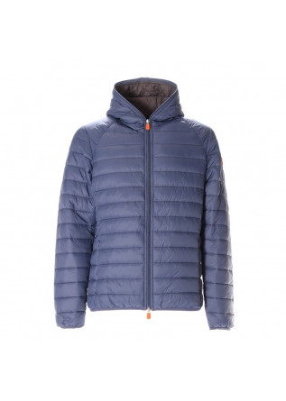 CLOTHING JACKETS AVIATION BLUE SAVE THE DUCK
