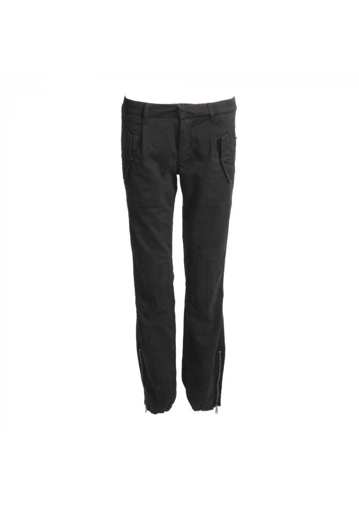 ce58462558 Pantaloni Abbigliamento Donna Mason's Nero