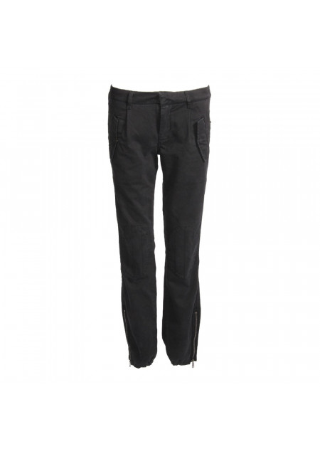 WOMEN'S CLOTHING TROUSERS BLACK MASON'S
