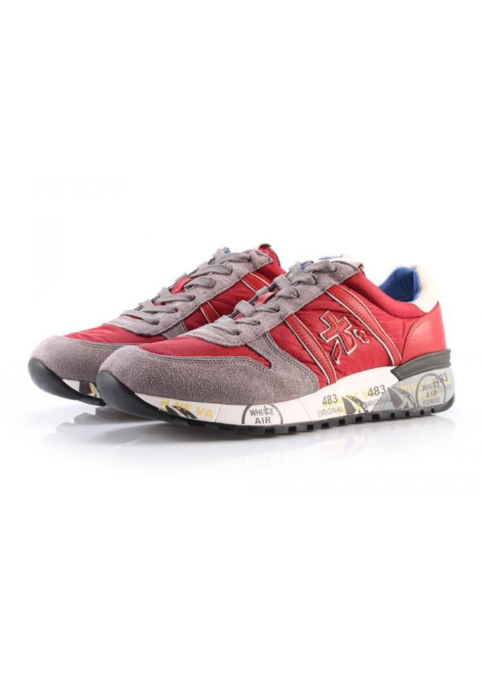 Scarpe Uomo Sneakers Rosso PREMIATA