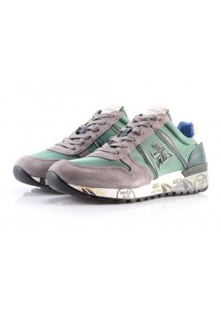 Scarpe Uomo Sneakers Verde PREMIATA