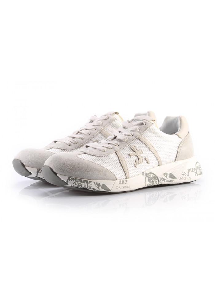 Scarpe Uomo Sneakers Beige PREMIATA