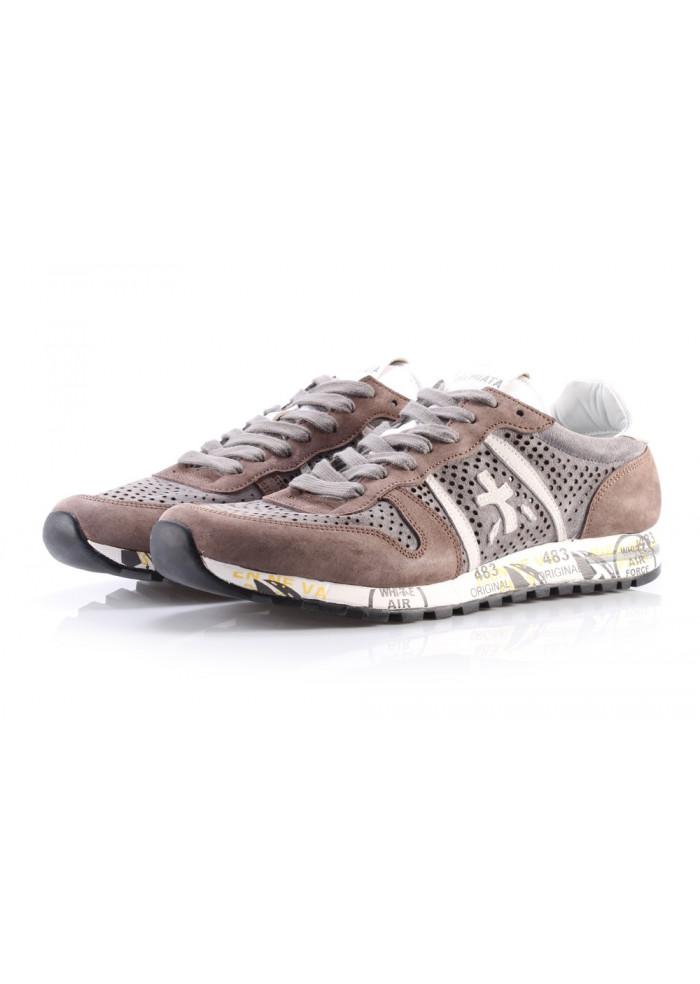Scarpe Uomo Sneakers Marrone PREMIATA
