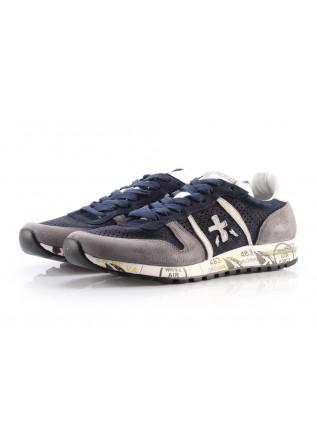 Scarpe Uomo Sneakers Blu PREMIATA
