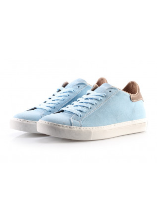 Scarpe Donna Sneakers Azzurro LEREW