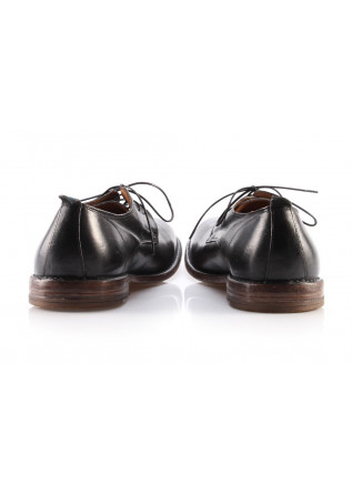 MEN'S SHOES FLAT SHOES BLACK CUSNA MOMA