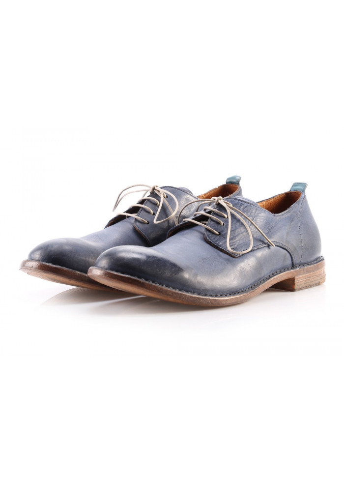 Shoes Loafers Blue MOMA